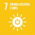 Essa é uma ação da Ufes relacionada ao Objetivo do Desenvolvimento Sustentável 7 da Organização das Nações Unidas. Clique e veja outras ações.